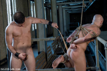 Gay male spanking sites