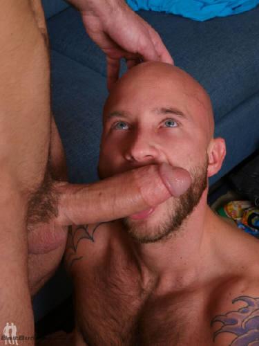 men sucking huge dicks